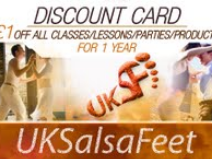 Sutton Coldfield discounted salsa classes