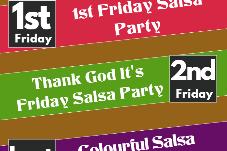 Uksalsafeet Monthly Salsa Parties