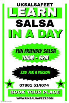 How to Learn Salsa Quickly