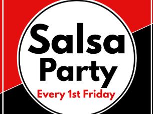 The 1st Friday Salsa Party (Birmingham)