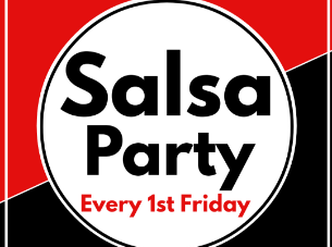 The 1st Friday Salsa Party Sutton Coldfield