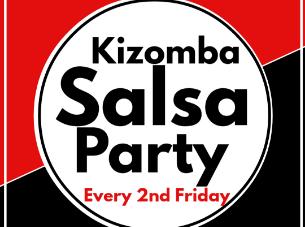 Thank God It's Friday Salsa & Kizomba Party (Cannock)