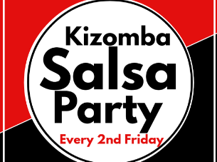 Thank God It's Friday Salsa & Kizomba Party Staffordshire