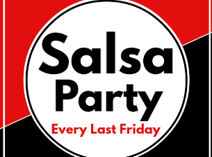 Colourful Salsa Party West Midlands