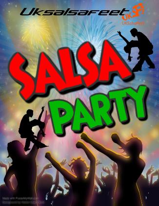 Uksalsafeet Salsa Parties